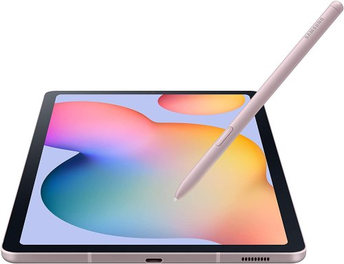 Samsung Galaxy Tab S6 Lite 10.4-inch, 128GB 5G WiFi Tablet