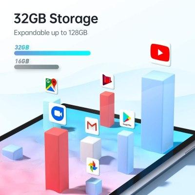 2020 VANKYO MatrixPad S10 10-inch Tablet, 2GB RAM, 32GB Storage
