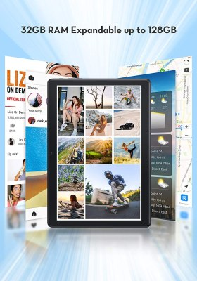 2021 Dragon Touch MAX10 Plus Tablet
