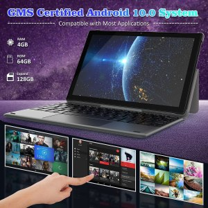 2021 YIER 10-inch Android Tablet, Android 10.0