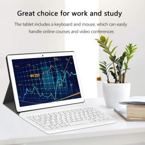 2021 LNMBBS N10 10-inch Tablet with Keyboard