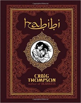Habibi Cover Page