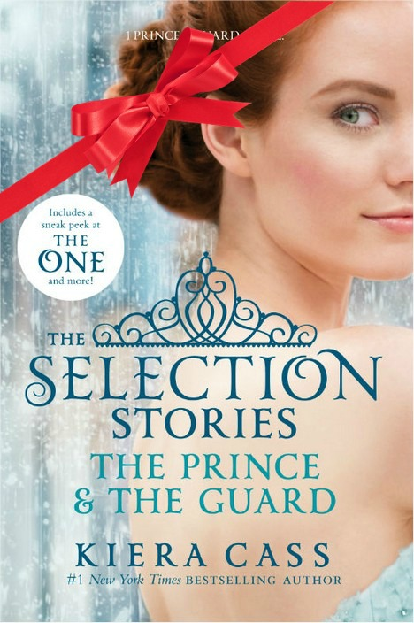 Winnen: The Selection Stories: The Prince & The Guard - Kiera Cass {afgelopen}