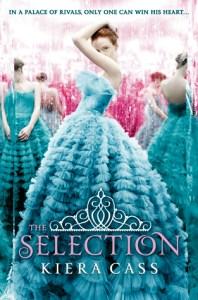 Boekrecensie   The Selection – Kiera Cass