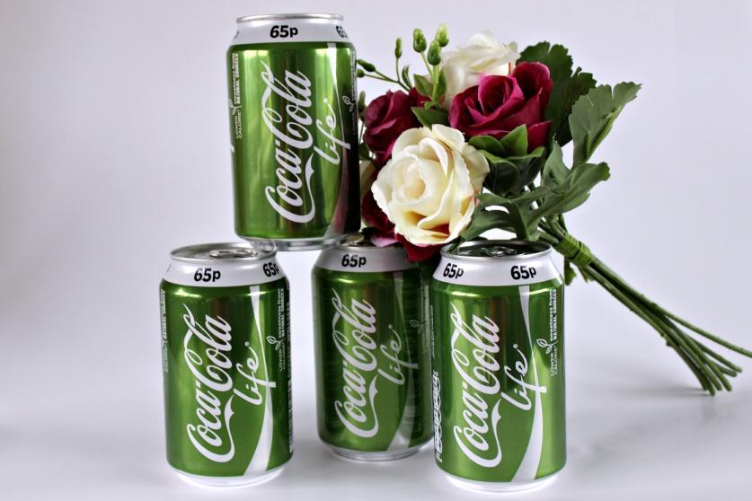Ik beoordeel de nieuwe Coca-Cola | Coca-Cola Life (3/3)