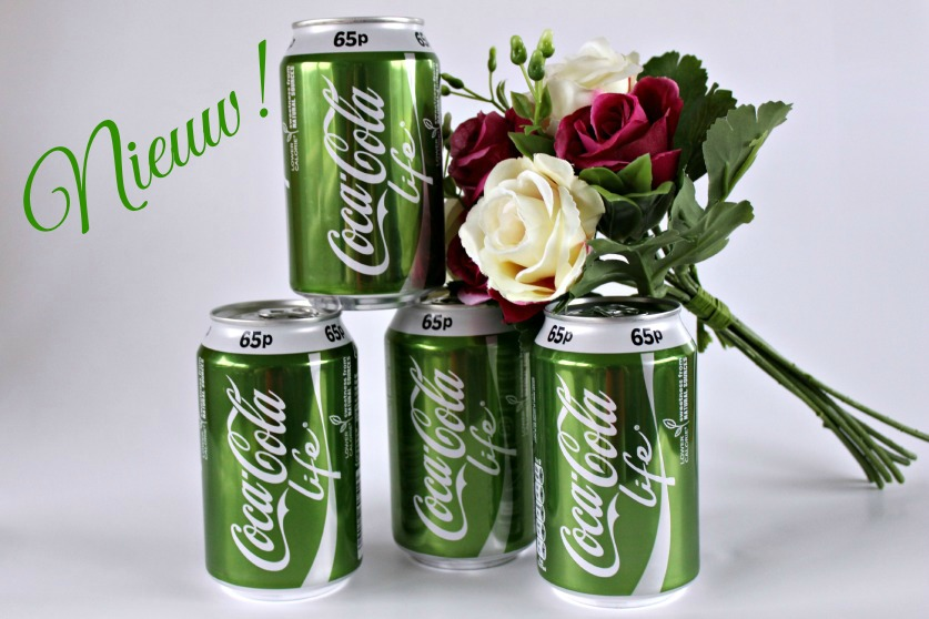 Coca Cola Life Nieuw!