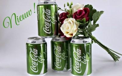 Ik beoordeel de nieuwe Coca-Cola | Coca-Cola Life
