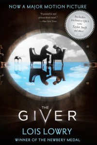 The Giver Movie Tie-in