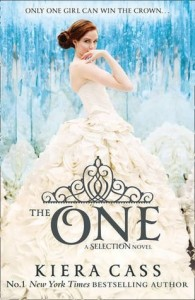 The One - Kiera Cass cover