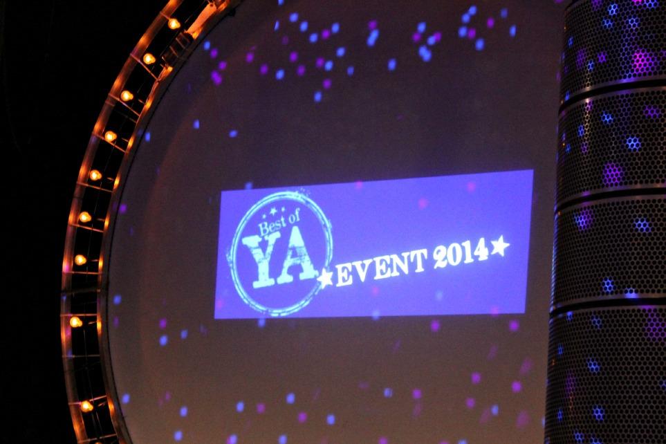 Best of YA Event achtergrond