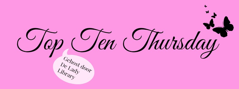 Top Ten Thursday banner