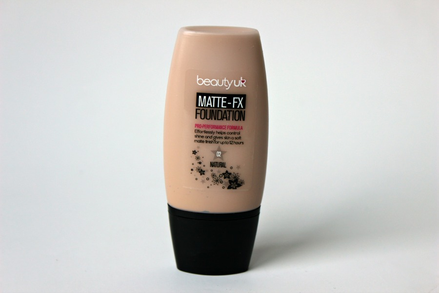 Beauty UK - Matte FX Foundation
