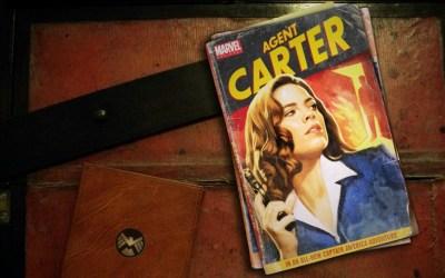 Mijn eerste indruk van Agent Carter