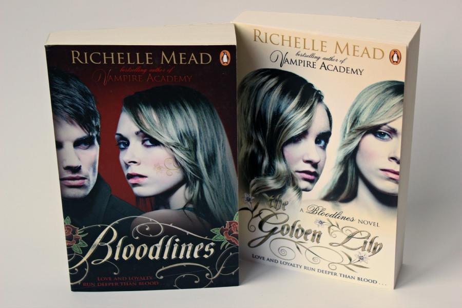 Bloodlines Richelle Mead