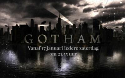 Deze week op tv | Gotham