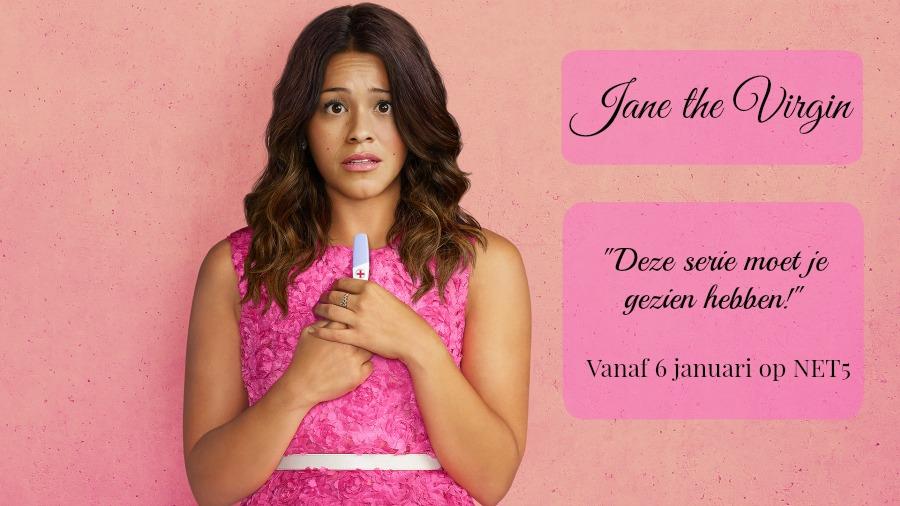 Deze week op tv | Jane the Virgin
