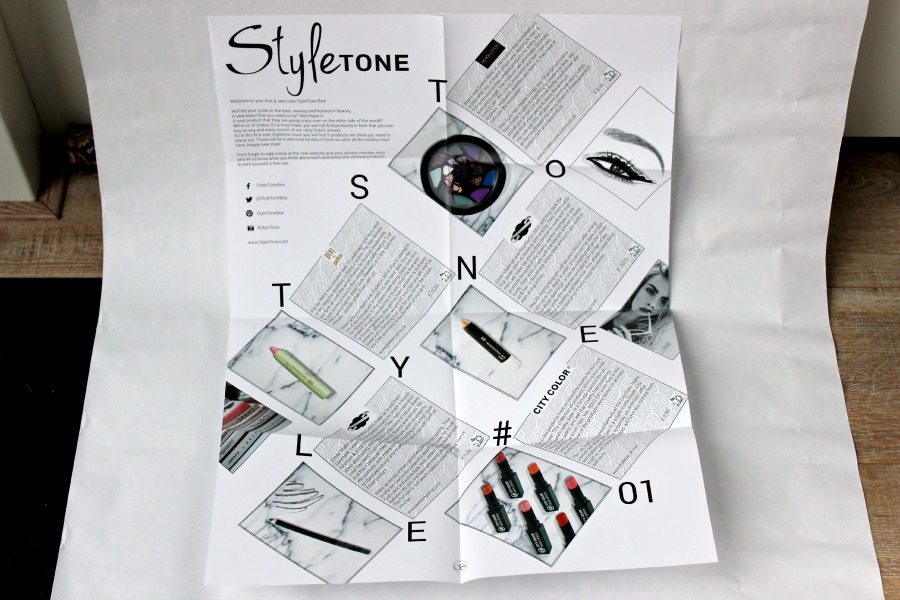 StyleTone poster