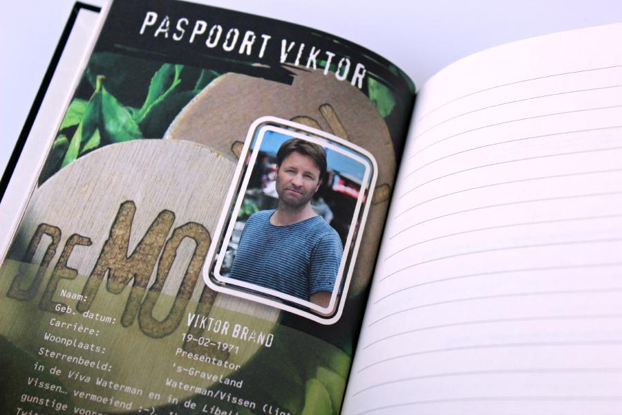 Wie is de mol paspoort kandidaat