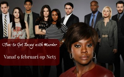 Deze week op tv | How to Get Away with Murder