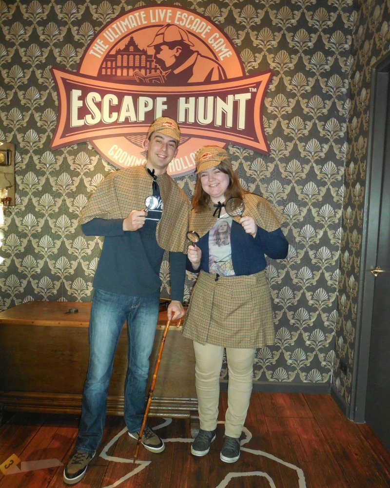 The Escape Hunt Experience Foto