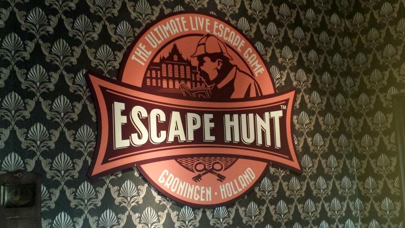 Activiteit | The Escape Hunt Experience