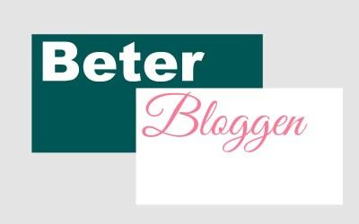 Beter bloggen doe je samen