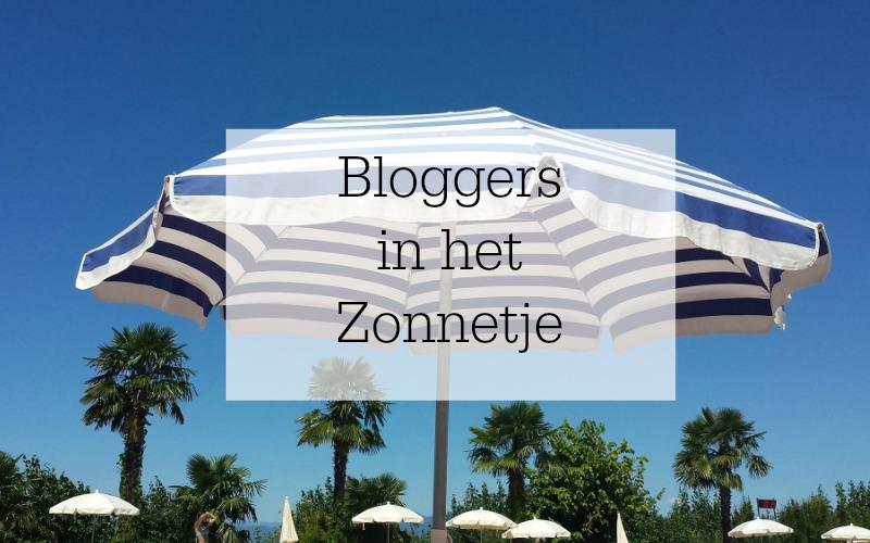 10 Bloggers in het zonnetje