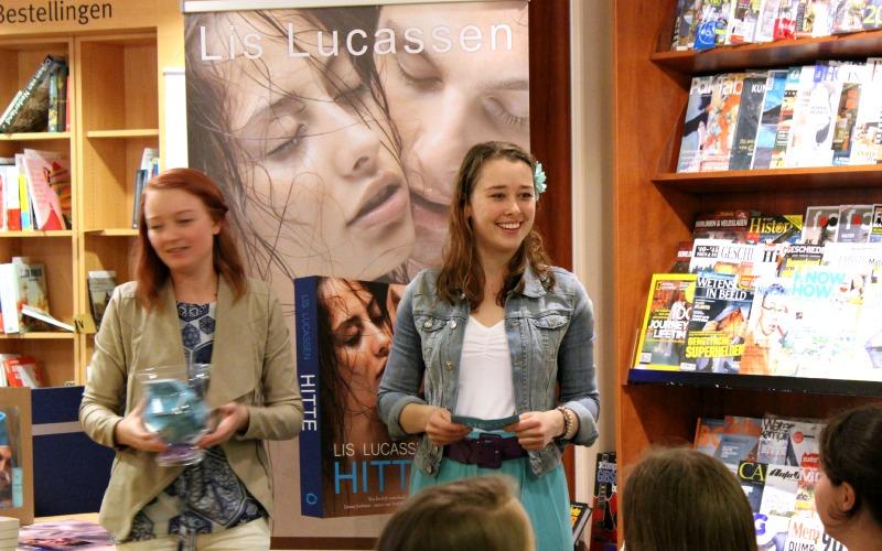 Freya en Natasja Loting - Boekpresentatie Hitte