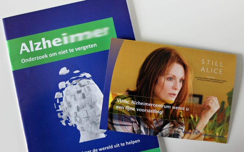 Still Alice - VUmc - Alzheimercentrum