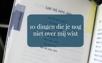 My Life | 10 dingen die je nog niet over mij wist #2