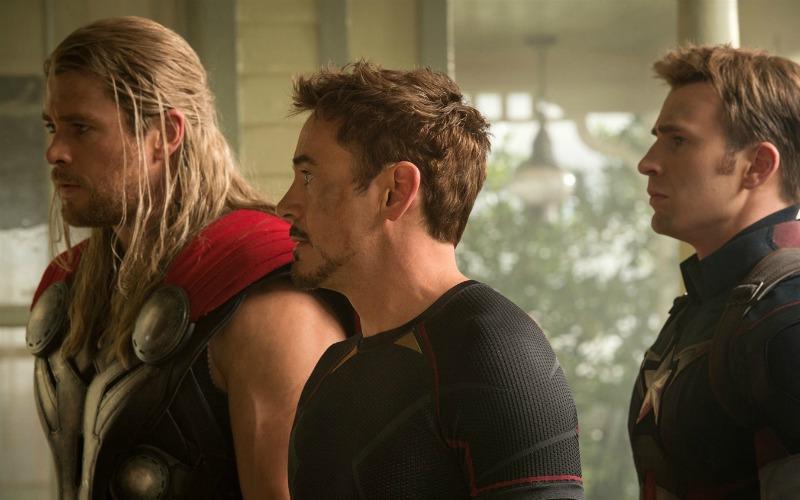 Avengers Age of Ultron still
