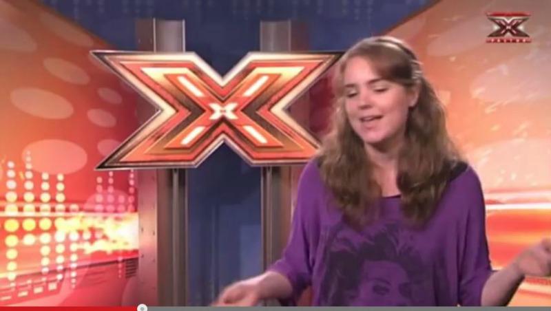Jessica X Factor 3