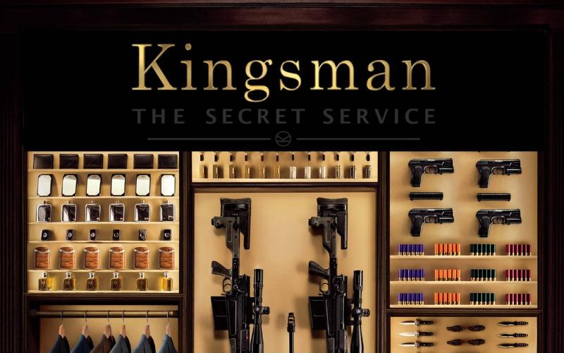 Filmrecensie | Kingsman: The Secret Service (2015)