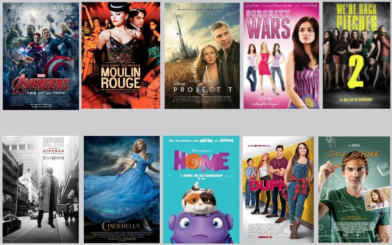Mini-recensies | Deze films keek ik in mei
