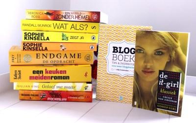 TTT | Top 10 Gele/Oranje boeken