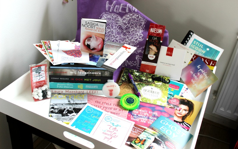VBK Zomer Books, Blogs & Borrel - Complete goodiebag