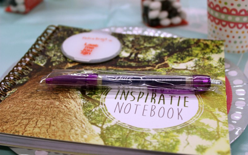 Zomer Books, Blogs & Borrel - Inspiratie Notebook
