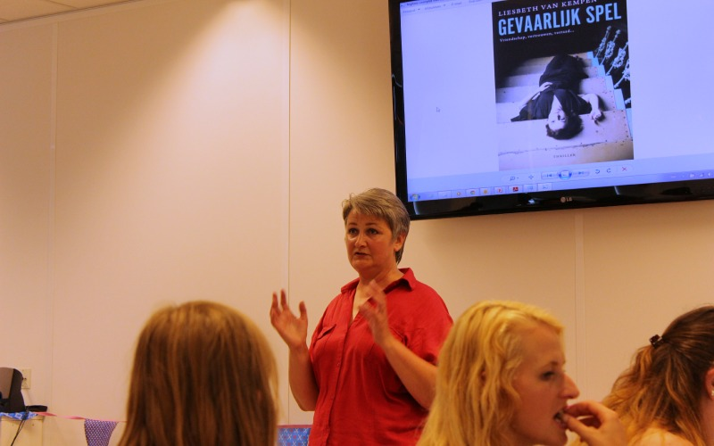 Zomer Books, Blogs & Borrel - Liesbeth van Kempen