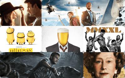 Mini-recensies | Deze films keek ik in juli