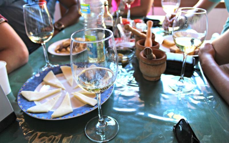 Gran Canaria - Wijnproeverij