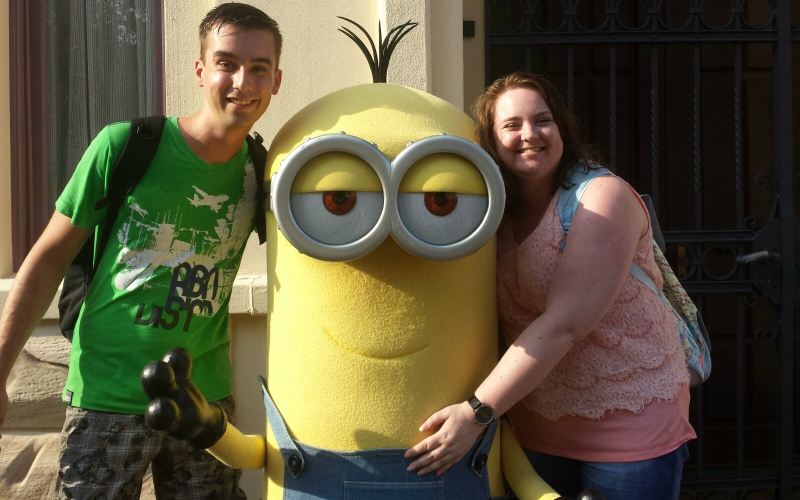 Moviepark Germany, Minion