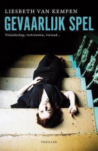 Boekrecensie | Gevaarlijk Spel – Liesbeth van Kempen