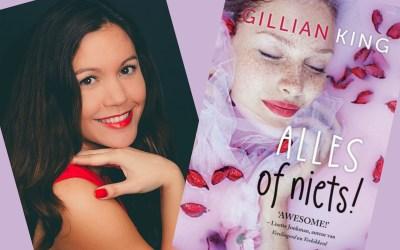Interview met schrijfster Gillian King