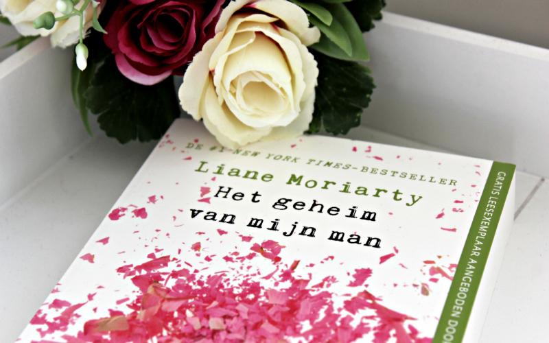 Boekrecensie   Het geheim van mijn man – Liane Moriarty