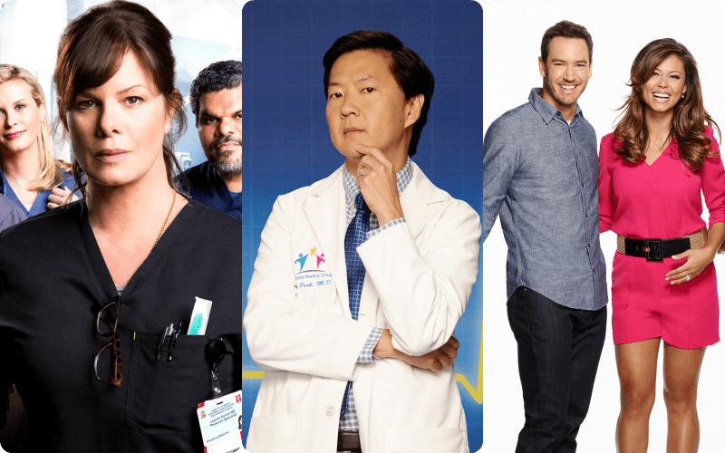 Nieuwe series Code Black, Dr. Ken, Truth Be Told