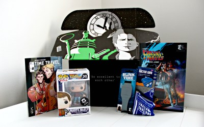 ZBOX November 2015 | Time Travel
