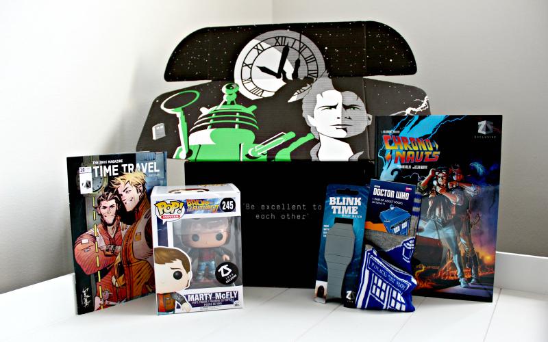 Time Traveler ZBOX November