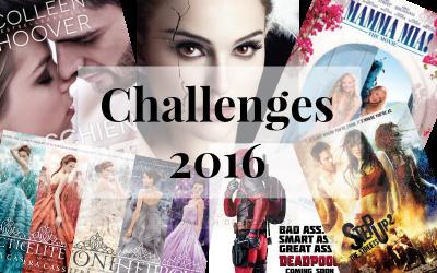 Challenges voor 2016