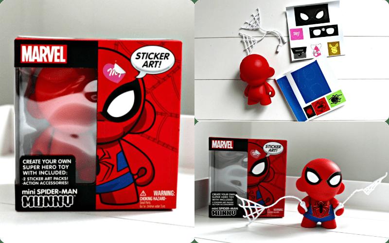 Mini Spider-Man Munny