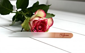 StyleTone The Perfectionist Glass Nail File